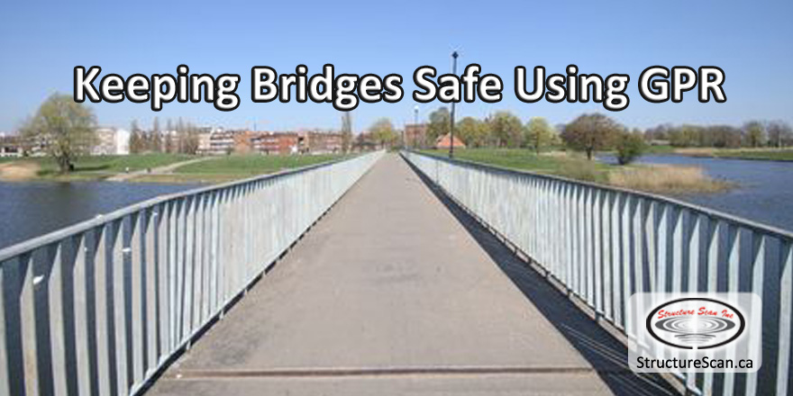 GPR Bridge Deck Safety