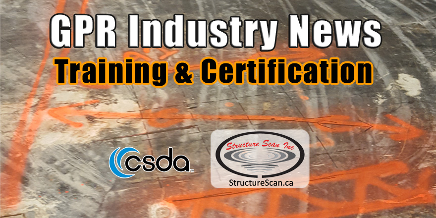 GPR Industry News Certification