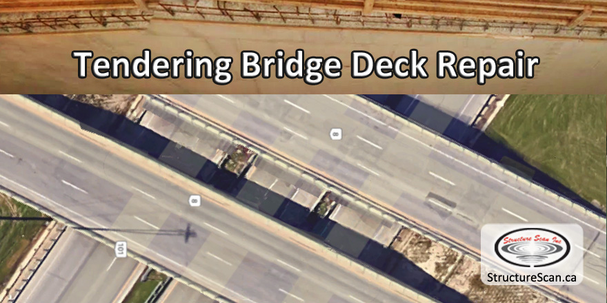 Tendering Bridge Deck Repair